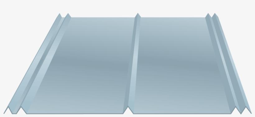 5v Crimp Metal Roofing - 5 V Metal Roofing, transparent png #737434
