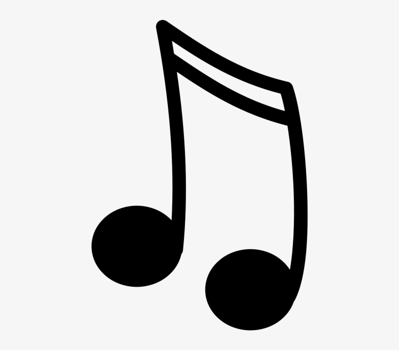 Free Clipart - Music Note Clip Art Png, transparent png #737865