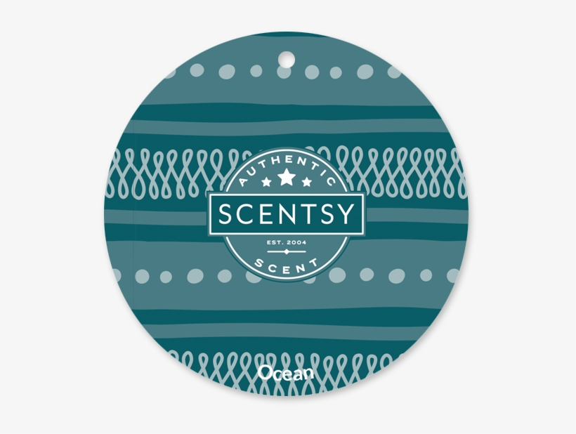 Ocean Scent Circle Scentsy Scent Pak Sugared Cherry Free