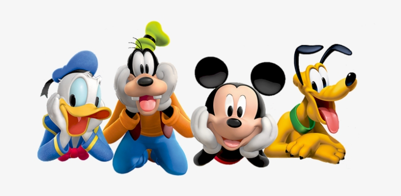 The Seven Disney Items You Shouldn't Buy - Disney Mickey Mouse Clubhouse Capers Giant Wall Decal, transparent png #742312