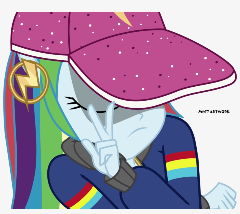 Clipart Black And White Download Absurd Res Mandash - Rainbow Dash Eg Outfits, transparent png #742981