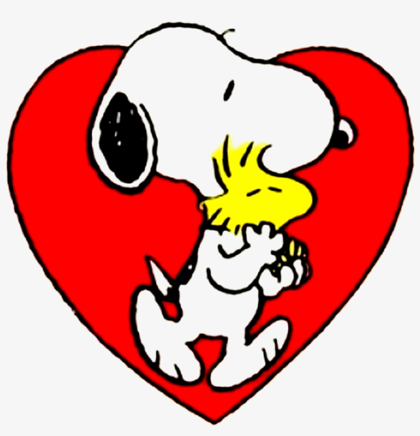 Snoopy Love Png - Snoopy Love, transparent png #744936