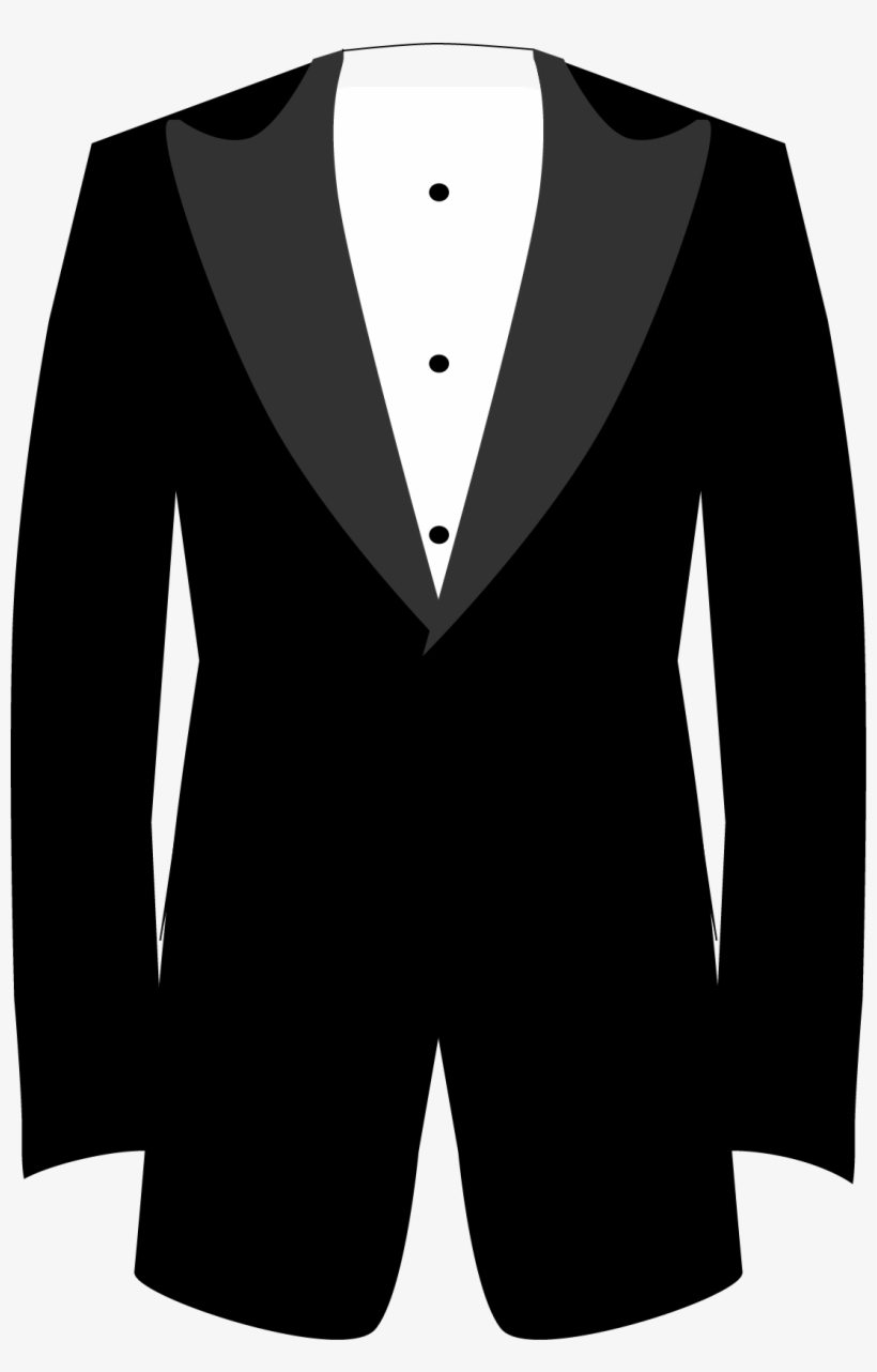 Small - Has The Groom Tuxedo Template, transparent png #745891