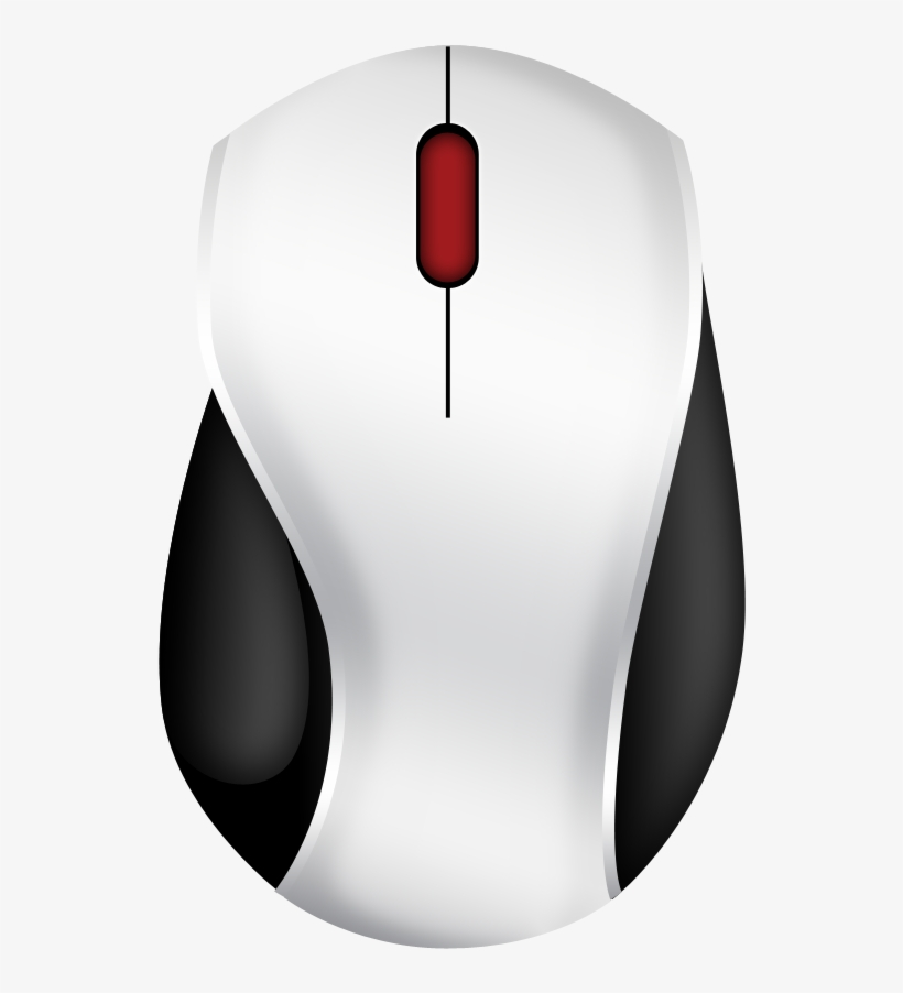 Mouse Wheel Click - Computer Mouse Cut Out, transparent png #746811