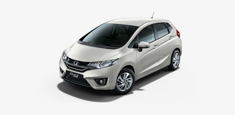 Honda Jazz-white Orchid Pearl - Radiant Red Honda Jazz, transparent png #748687