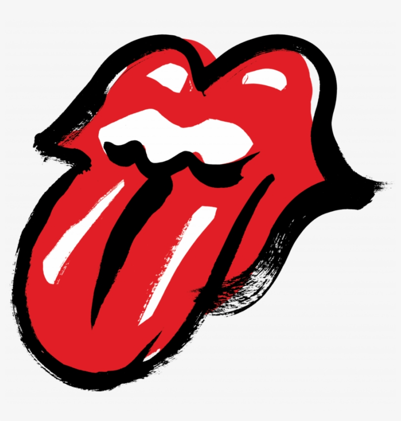 Rolling Stones Logo Png Clipart The Rolling Stones - Rolling Stones Logo 2018, transparent png #748927