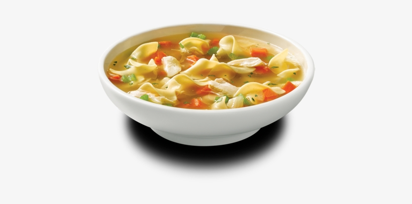 Bowl Of Soup Png High-quality Image - Chicken Soup Png, transparent png #749331