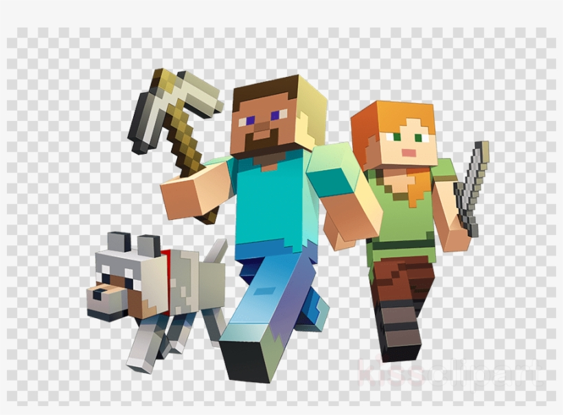 Minecraft Png Clipart Minecraft Free Transparent Png Download