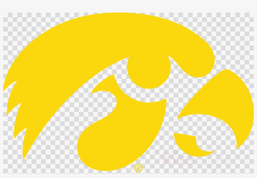 Iowa Hawkeyes Vector Clipart University Of Iowa Iowa, transparent png #7470113
