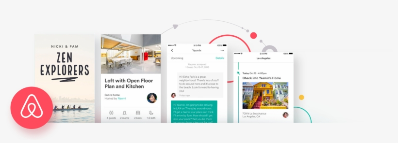 Airbnb React Native App - Free Transparent PNG Download - PNGkey