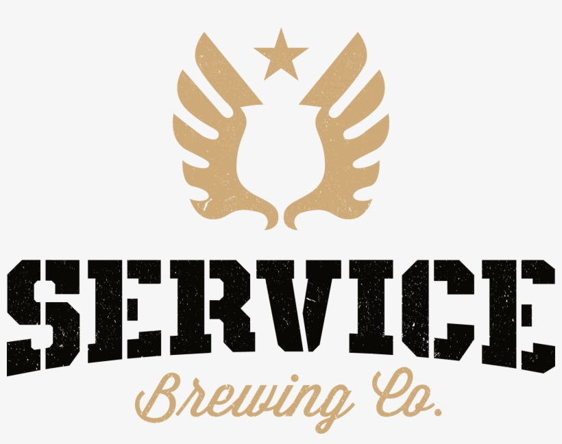 Beer Of The Year Old Guard, Service Brewing Company - Service Brewing Logo, transparent png #750150