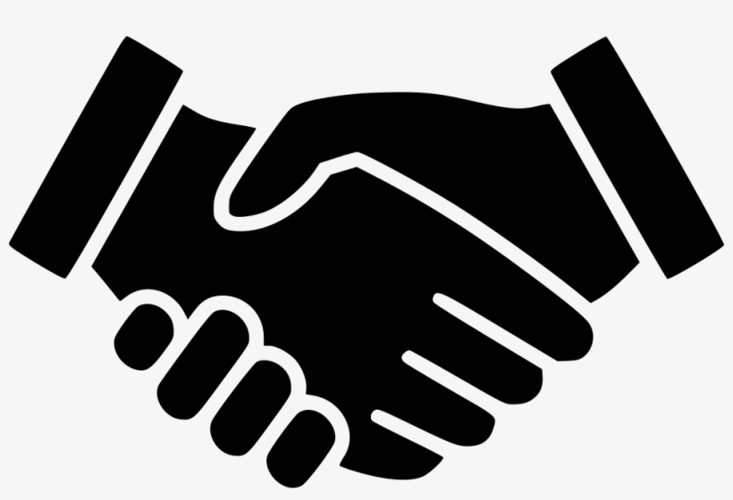 Vector Free Png Hd Transparent Images Pluspng File - Handshake Icon Png, transparent png #750493