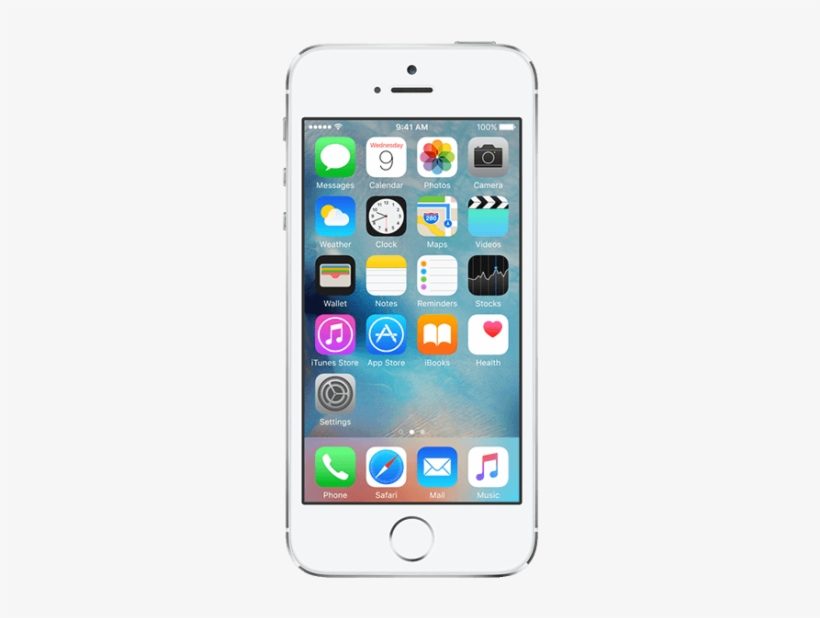 Iphone Apple Png File - Iphone 6s Plus Rose Gold Front, transparent png #752039