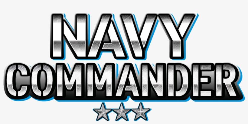 Navy Commander Logo - Bigben Interactive Navy Commander 3ds Restposten 3ds, transparent png #752359