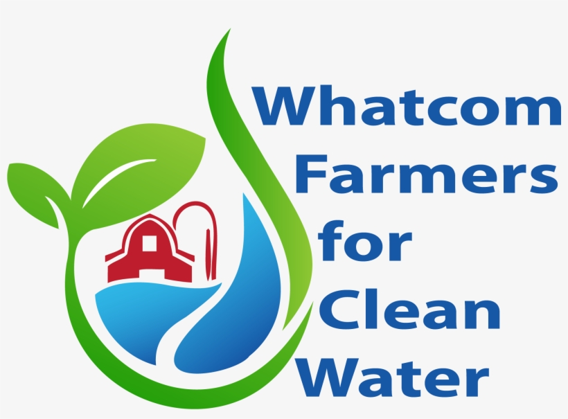 Whatcom Farmers For Clean Water - Logo To Protect Water, transparent png #752924