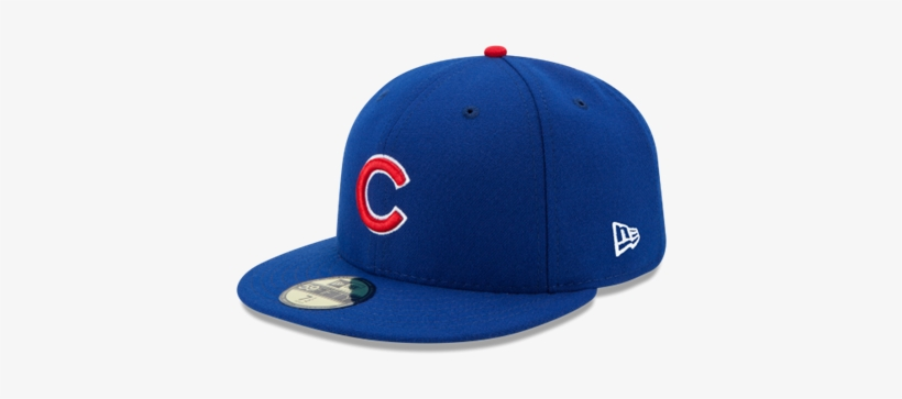 Men's Chicago Cubs New Era Blue Game Authentic Collection - New Era Cubs, transparent png #753839