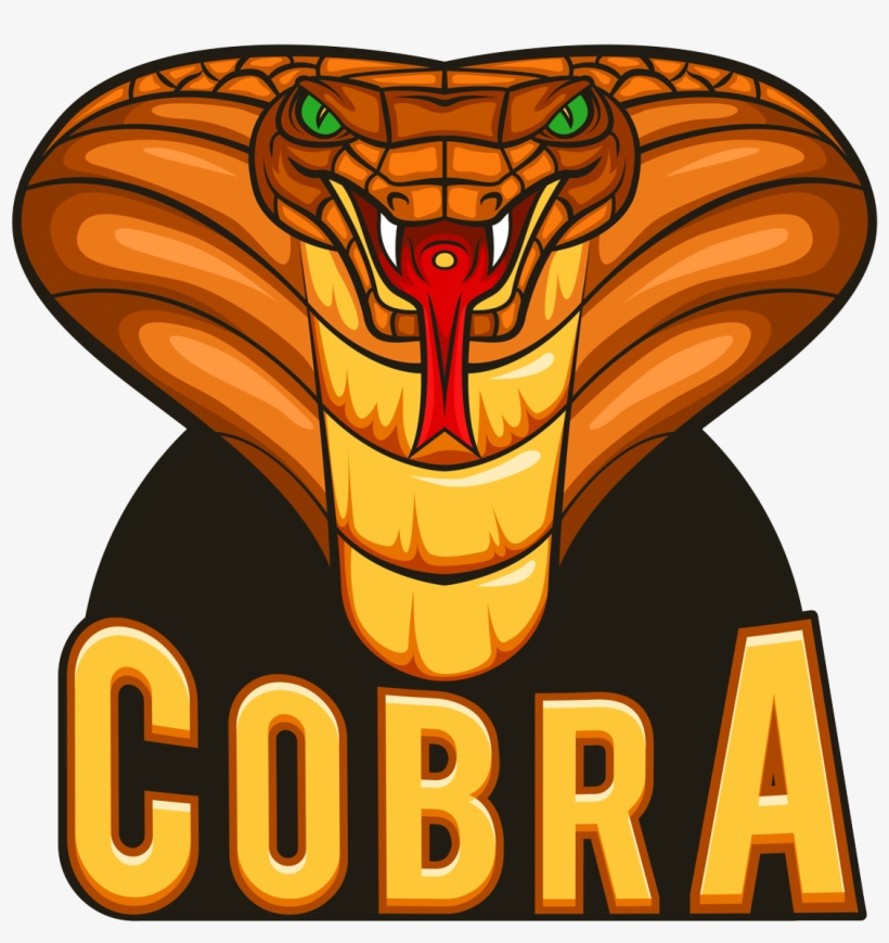 cobra logo zonder slogan rgb small logo de las cobras free transparent png download pngkey cobra logo zonder slogan rgb small
