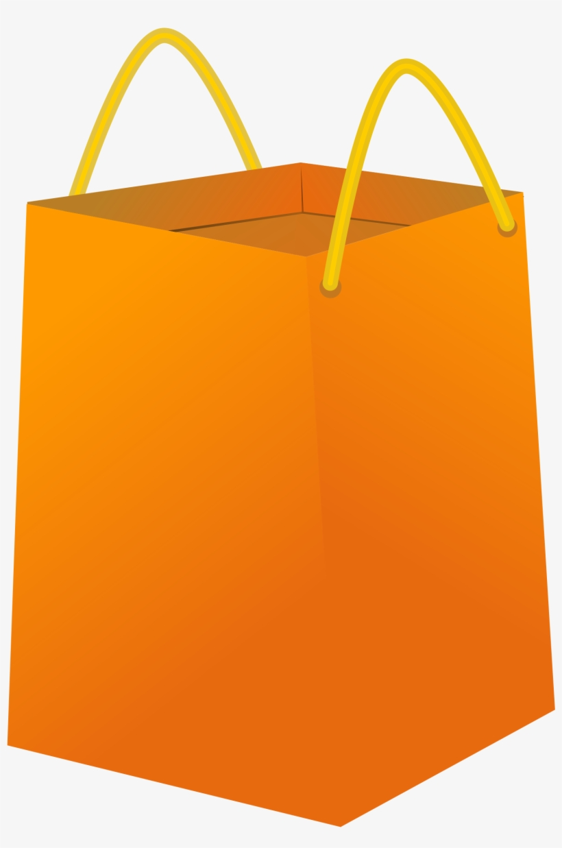 Shopping Bag - Shopping Bag Clip Art, transparent png #754564