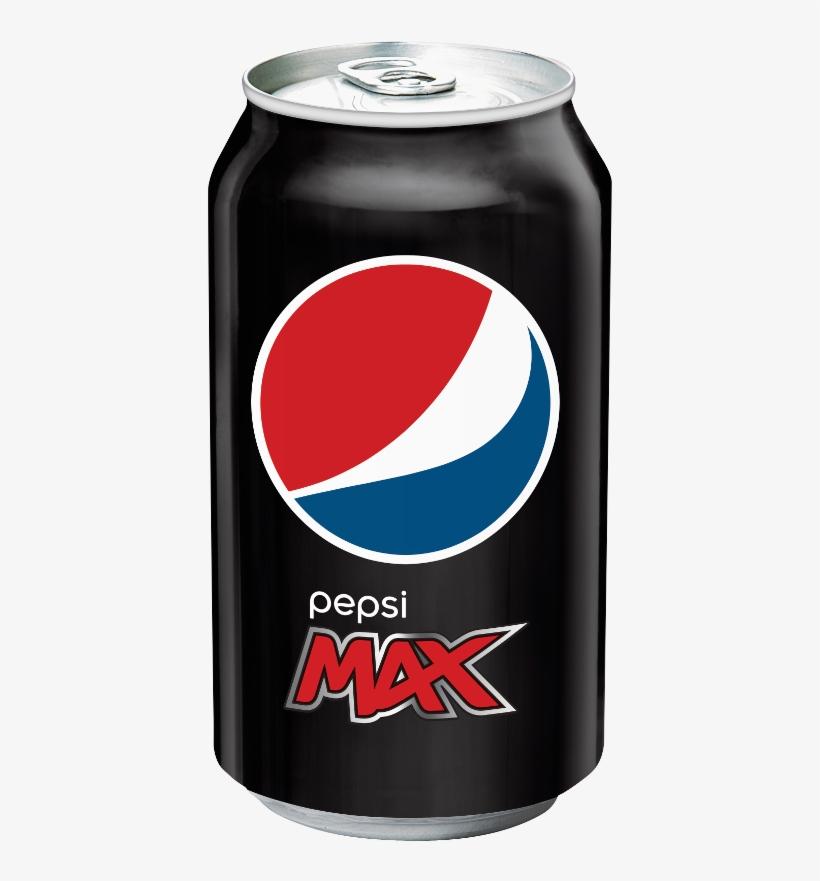 Pepsi Max 12/355ml - Pepsi Max Can Png, transparent png #756600