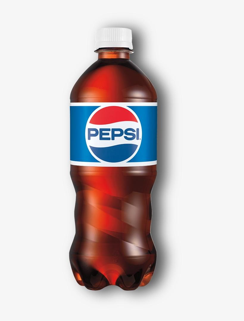 Diet Pepsi Wild Cherry 20 Oz Plastic Bottles - Pack, transparent png #757272