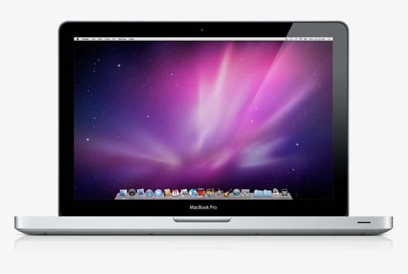 Apple Macbook Pro Mc - Apple Macbook Pro - Core 2 Duo 2.26 Ghz - 13.3″ - 2, transparent png #759790