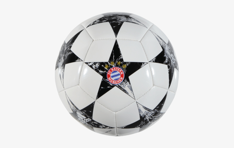 Adidas Champions League 17 Mini Skills Ball - White/blue, transparent png #7588011