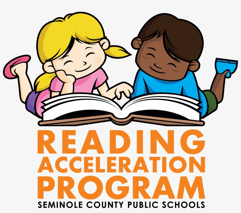 Rap-reading Acceleration Program Volunteers Assist - Kids Reading Logo, transparent png #7594093