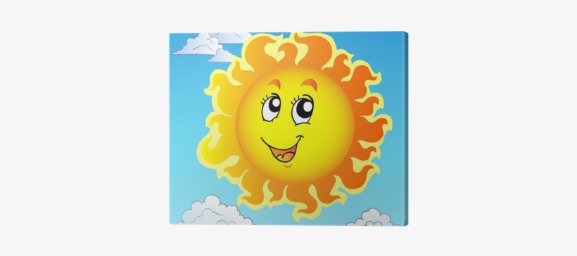 Sun With Sunglasses, transparent png #760754