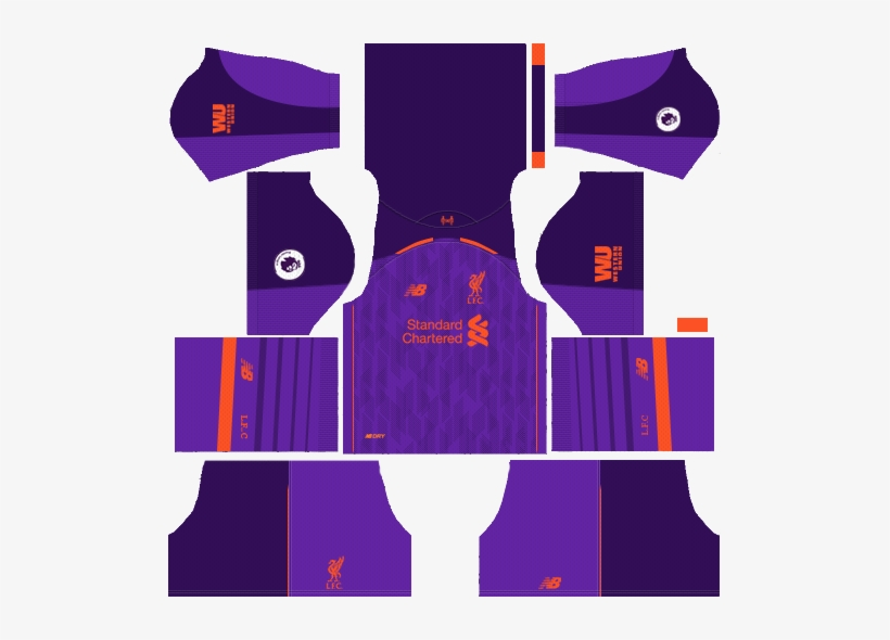Url - Https - //i - Imgur - Com/wy7dt0w - Liverpool Kit 2019 Dream