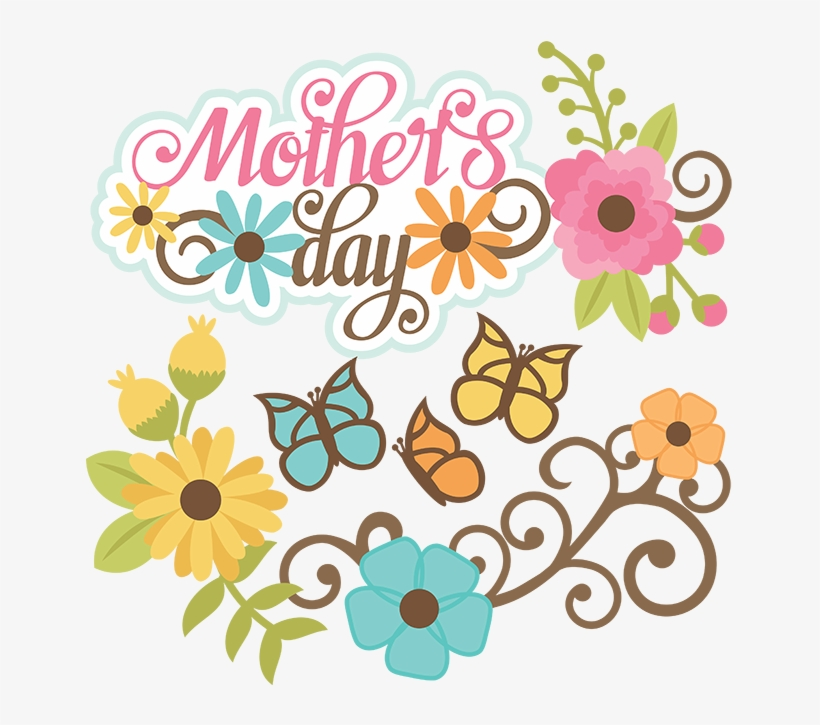 Transparent Png Pictures Free Icons And Backgrounds - Happy Mothers Day Clip Art, transparent png #761293