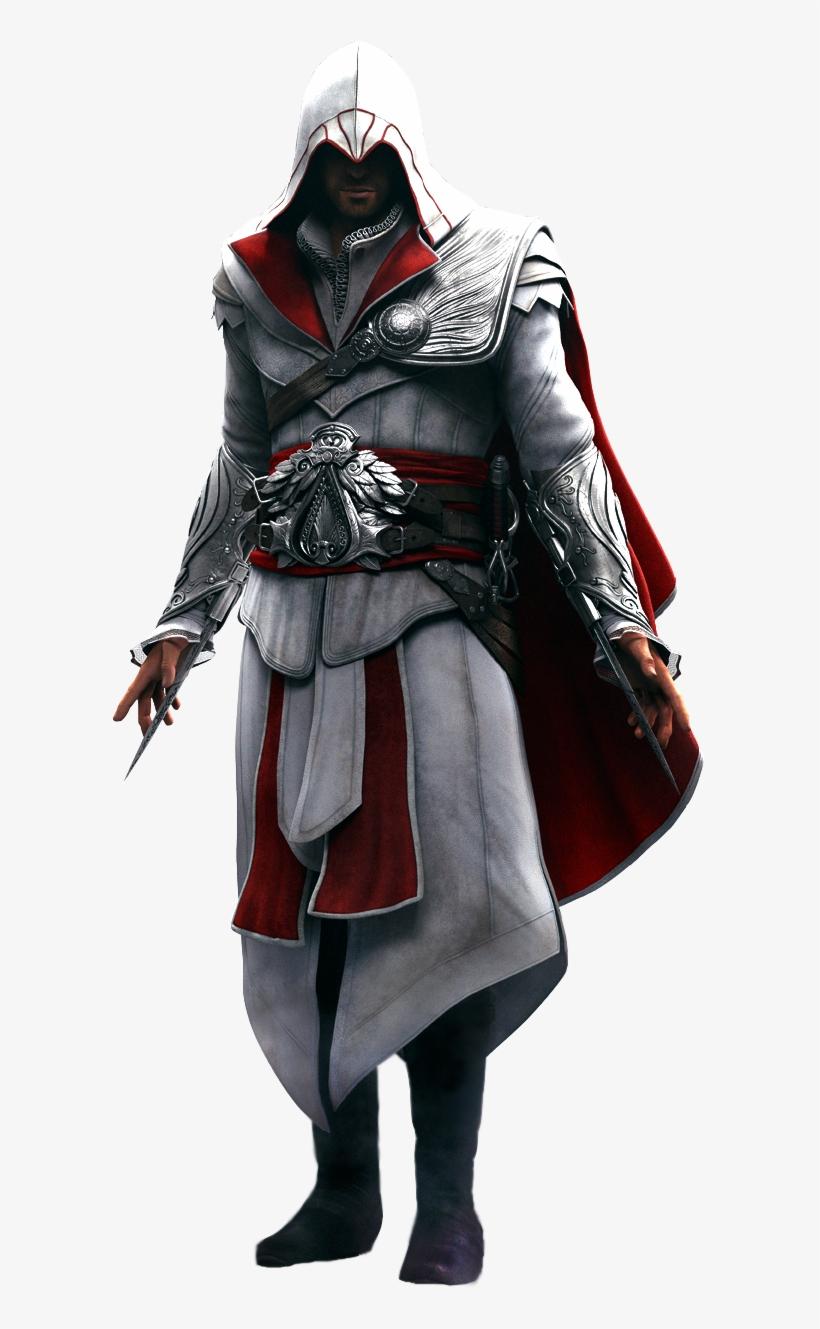 22, December 19, 2012 - Ezio Auditore Assassins Creed Brotherhood, transparent png #763953