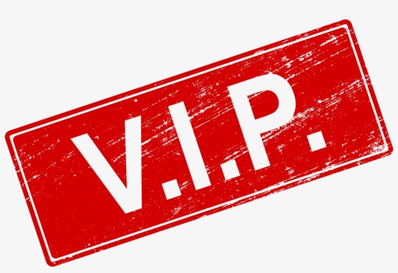 4 Vip Stamp Vector - Fake News Transparent Background, transparent png #764206