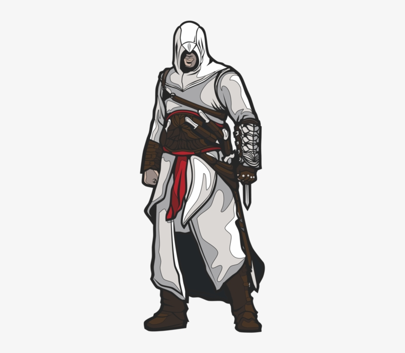 Altair Assassin S Creed Drawings Free Transparent Png Download Pngkey