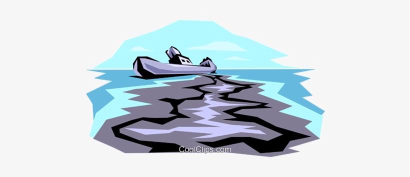 Oil Spill Royalty Free Vector Clip Art Illustration - Oil Spill Clipart, transparent png #764712