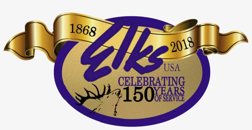 Join Us From 4 6pm As We Highlight Some Of The Great - Elks Celebrating 150 Years, transparent png #765191