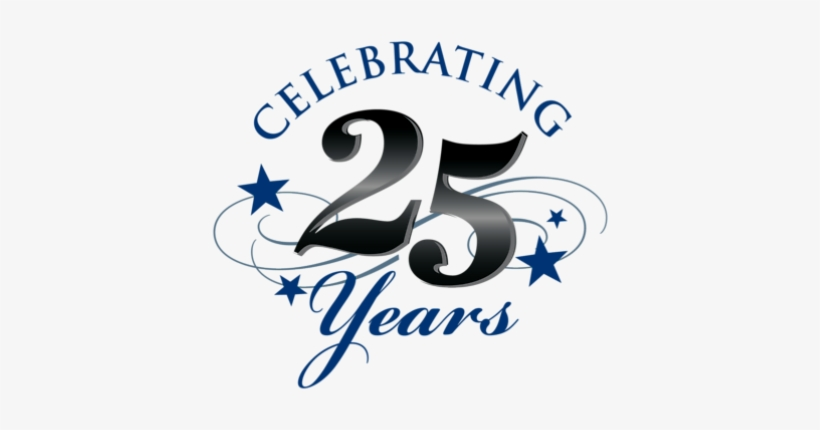 Seneca Lake Pure Waters Association Celebrates 25 Years - Celebrating 25 Years Sticker, transparent png #765352