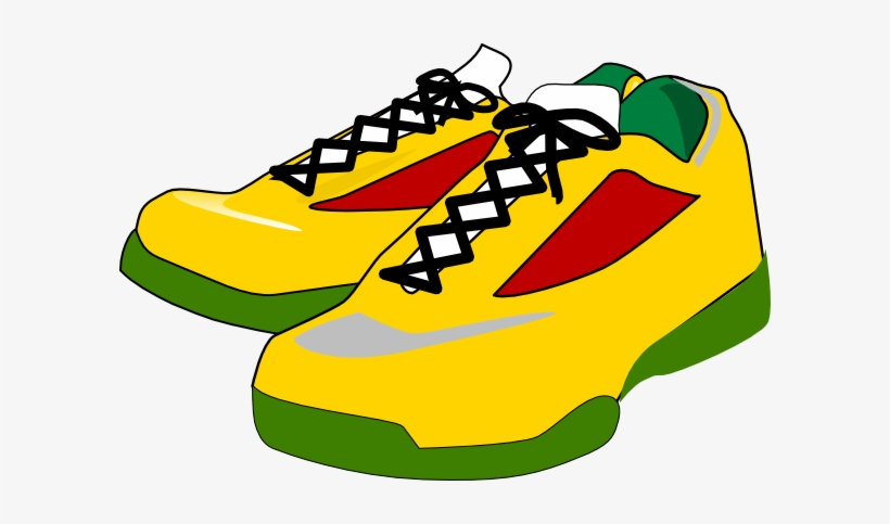 Running Shoe Clipart Png Sport Shoes Clip Art Free Transparent