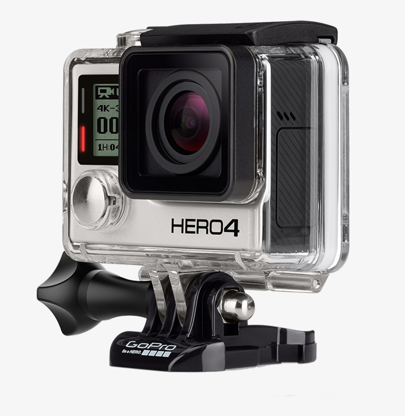 Point Of View Video Clips Can Add An Interesting Element - Gopro Hero 4 Характеристики, transparent png #767226