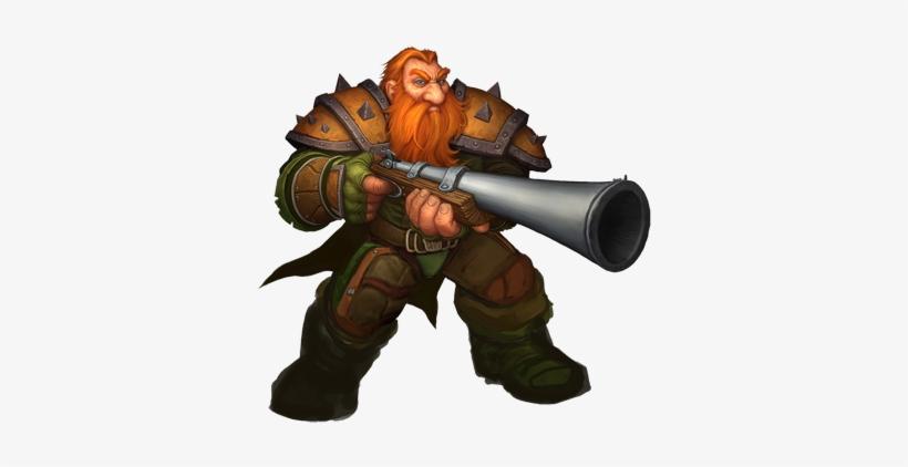 World Of Warcraft - World Of Warcraft Dwarf Race, transparent png #767866
