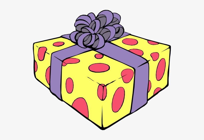 Birthday Presents Png - Birthday Gift Clipart, transparent png #768018