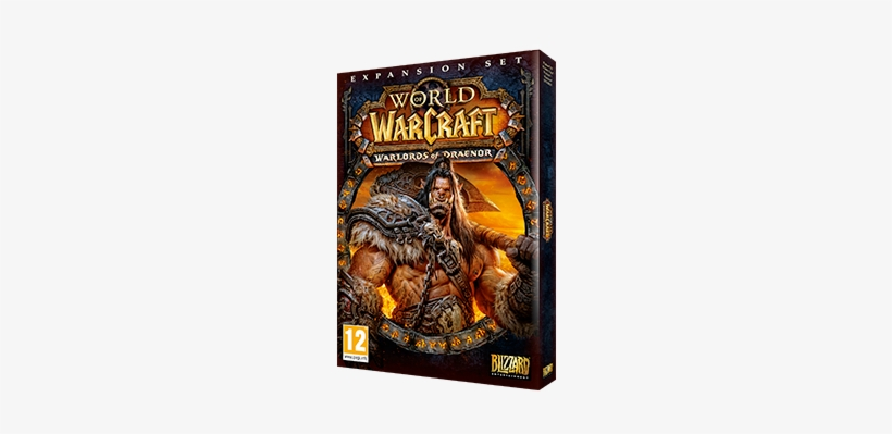 World Of Warcraft - World Of Warcraft Warlords Of Draenor Game, transparent png #768393