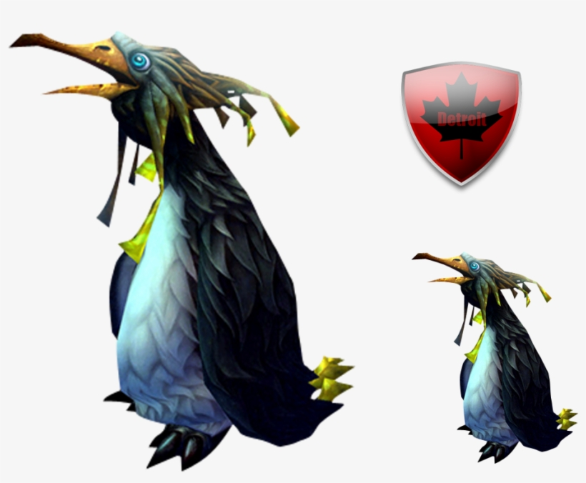 World Of Warcraft Penguin, transparent png #768558