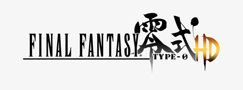 Final Fantasy Type-0 Hd Logo Comments - Final Fantasy Type-0 Hd (xbox One), transparent png #768639
