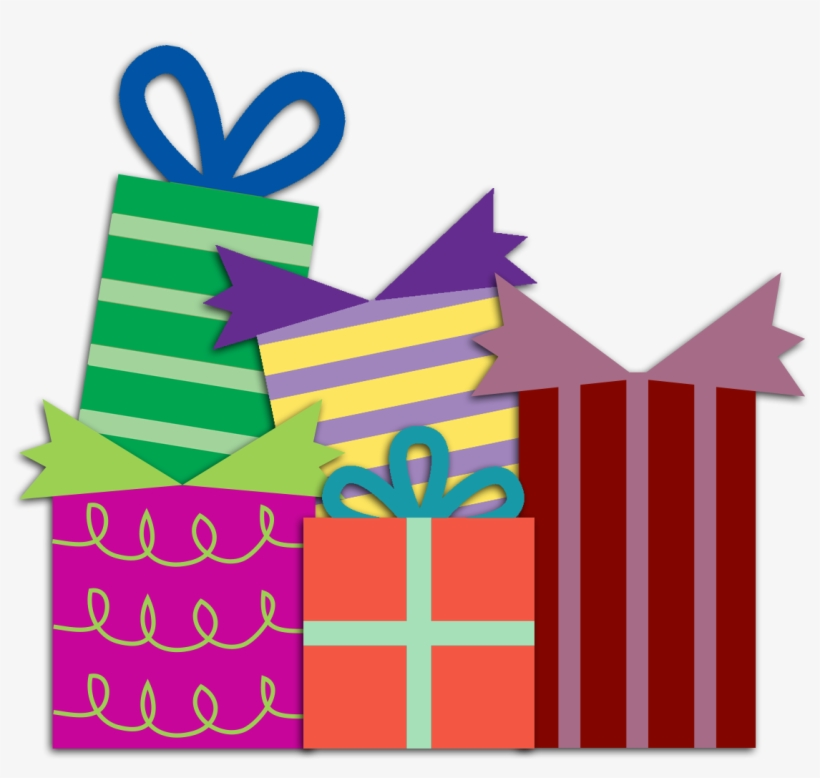 10 Happy Birthday Presents Free Cliparts That You Can Object