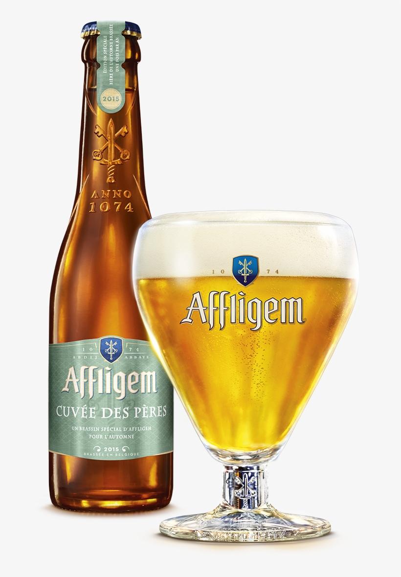 Cuvée Des Pères - Affligem Blonde 6 Pack Bottle 300 Ml, transparent png #768779