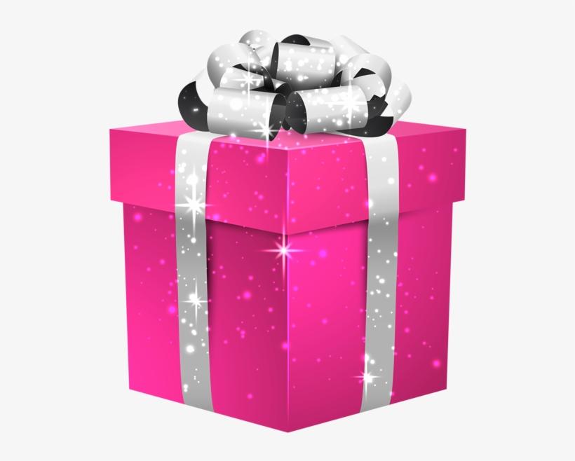 Present Gift Pink Neon Christmas Birthday Picsart Birthday