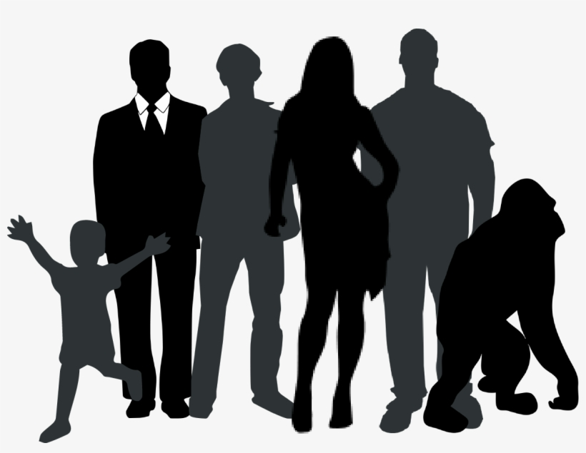 People - Group Of People, transparent png #769083