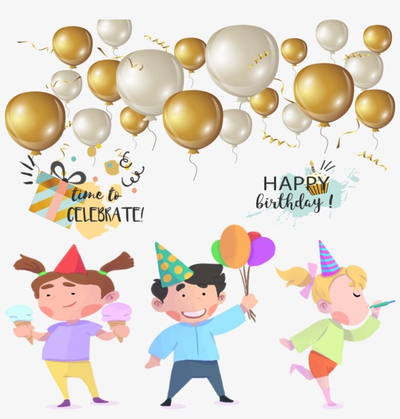 Happy Birthday Png Image - Birthday Invitation Card Background