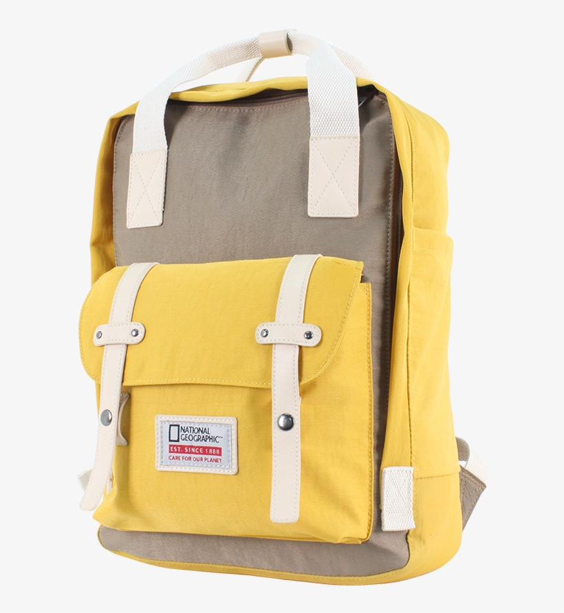 National Geographic Lounge Backpack - School National Geographic Backpack, transparent png #7607190