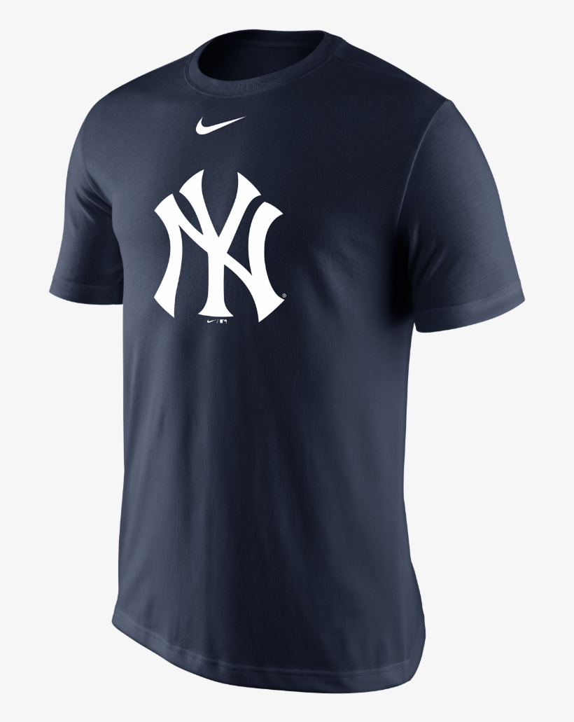 Nike Legend Logo Men's T-shirt Size Medium (blue) - New York Yankees Nike T Shirt, transparent png #7609343